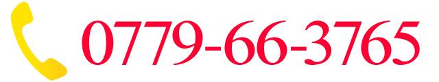 電話番号0779-66-3765